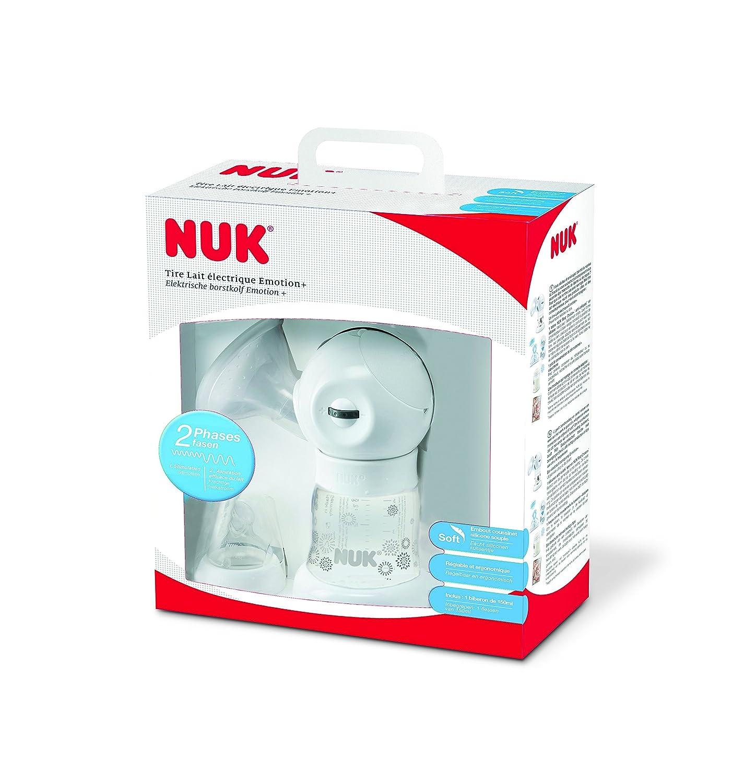 NUK E MOTION Milchpumpe ELECTRIQUE