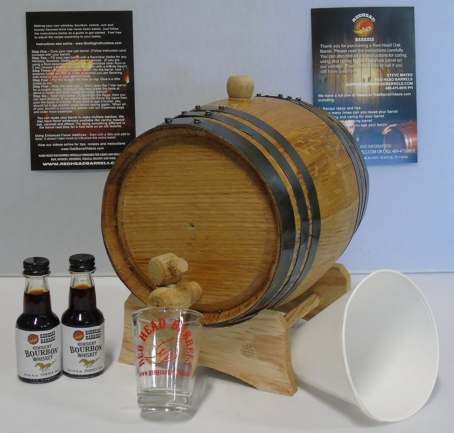Barrel with your own hands 13