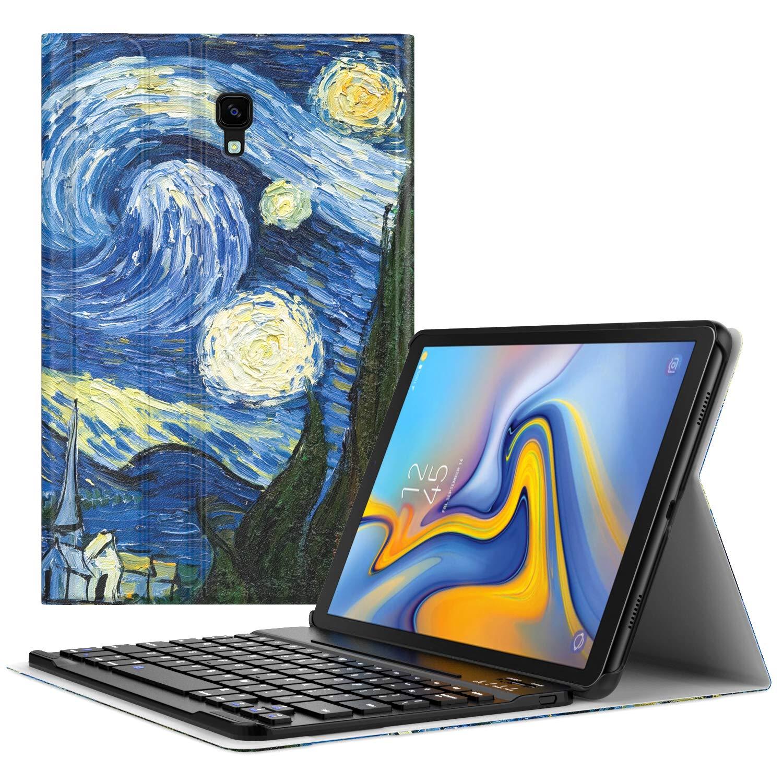 Funda + Teclado Galaxy Tab A 10.5 MOKO [7HT88QD8]