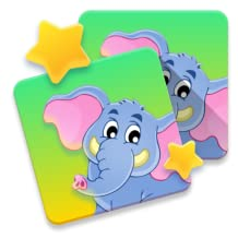 Kids Animal Memory Game - Addictive and inspiring mind improving and learning adventure game for babies, boys, girls and preschool toddlers under ages 2, 3, 4, 5 years old - Free Trial