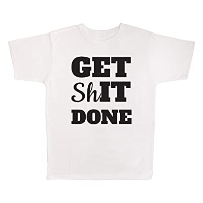 4 All Times Get Shit Done T-Shirt | .com