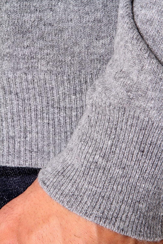 Aigle Pullover SOROUND, Color: Grey