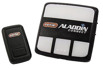 Merveilleux The Genie Company ALKT1 R Aladdin Connect Smartphone Monitor, Open U0026 Close  Your Garage