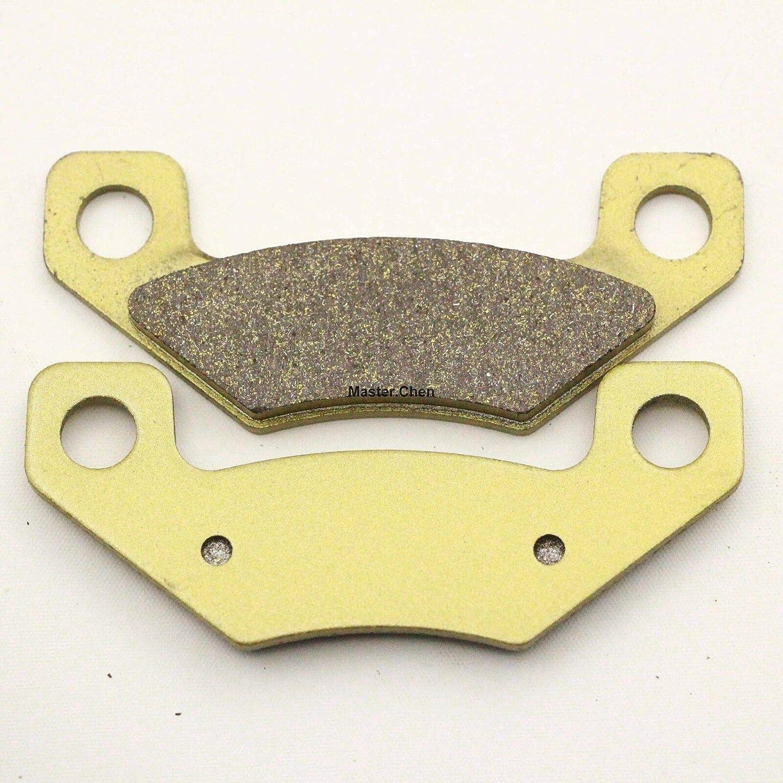 Gold Hose /& Stainless Gold Banjos Pro Braking PBK4685-GLD-GOL Front//Rear Braided Brake Line