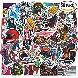 Random Sticker Pack[ 50 Pcs] Breezypals Variety