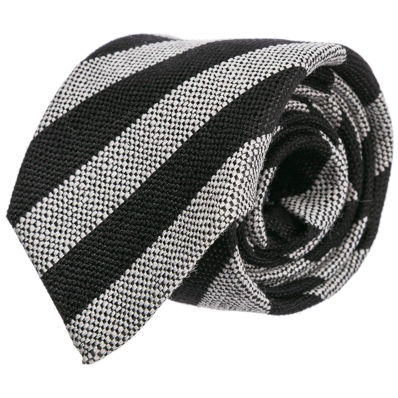 Emporio Armani corbata hombre nero: Amazon.es: Ropa y accesorios
