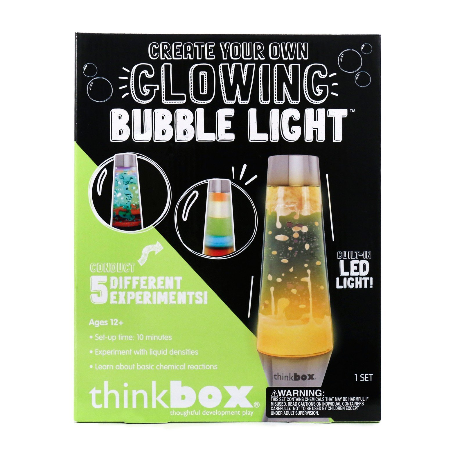 Think Box Create Your Own Lava Lamp