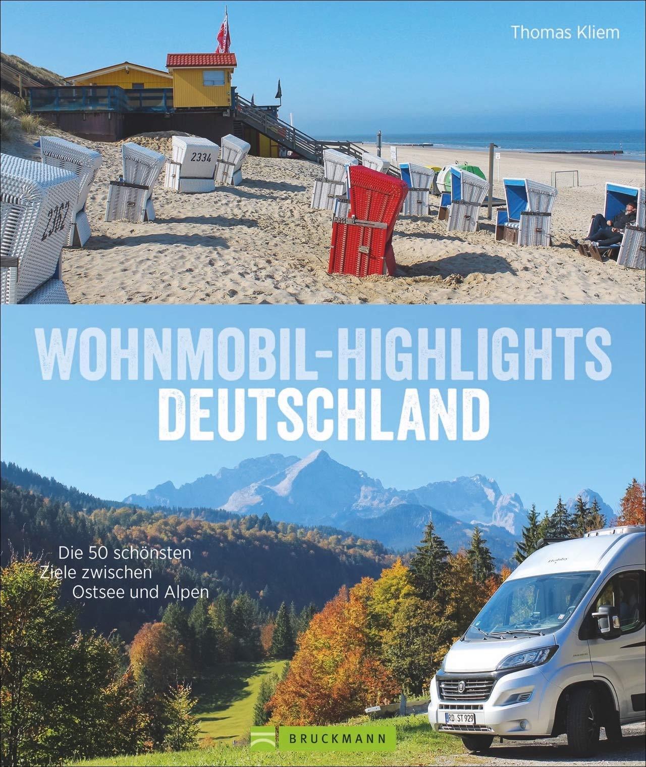 Wohnmobil Highlights Deutschland. Die 8 schönsten Ziele und