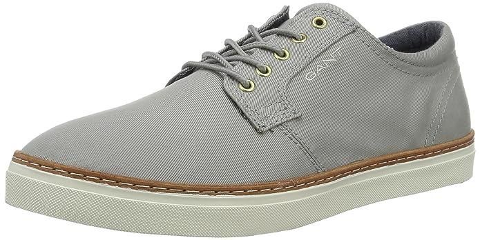 Footwear Herren Bari Sneaker, Grau (Summer Gray), 42 EU GANT