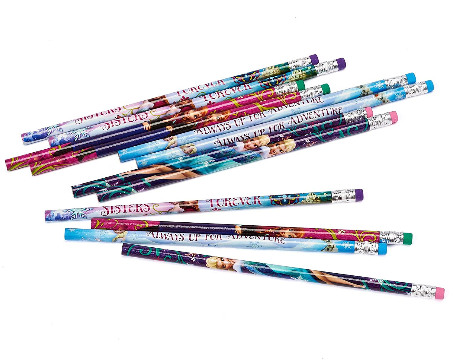 Disney Frozen Assorted Pencil Party Favour (12 Pack)