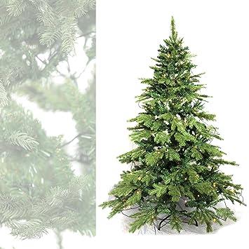 Künstlicher Weihnachtsbaum Mit Beleuchtung.Maco Import Künstlicher Weihnachtsbaum Mit Beleuchtung 120 Warm Led