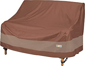 Duck Covers Ultimate Patio Loveseat Cover, 54-Inch