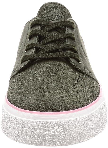 hot products many styles fashion styles Nike Men's SB Zoom Janoski HT Sequoia/Sequoia/Elemental Pink Skate ...