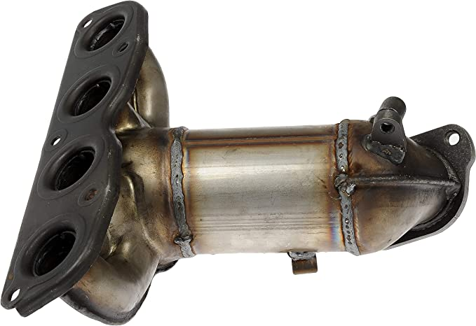 Non-CARB Compliant Dorman 674-273 Driver Side Catalytic Converter with Integrated Exhaust Manifold for Select Hyundai//Kia Models