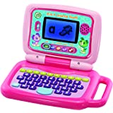 Vtech 600953 2-in-1 Leaptop Touch Learning Toy, Pink