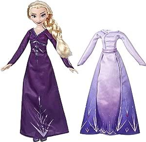 Frozen 2 Arendelle Fashions Elsa, Nylon