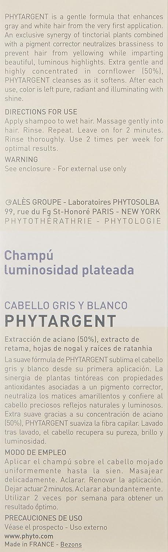 Amazon Phyto Phytargent Brightening Shampoo 67 Fl Oz