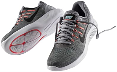 nike women's lunarglide 8 scarpa da corsa, grey (7)