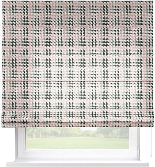 Dekoria - Estor con Accesorios (algodón, 1 x 100 x 170 cm), diseño ...