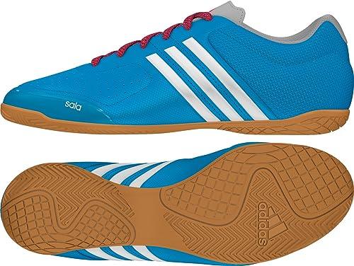 Adidas Ace 15.3 CT - Zapatillas para Hombre, Azul/Blanco/Rojo, Talla 45 1/3
