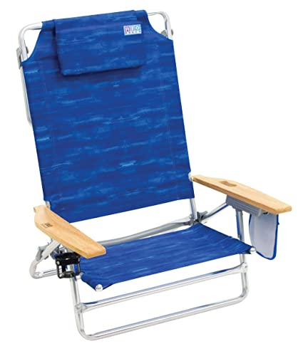steel ebay chairs rio hi beach backpack back wearever chair bhp