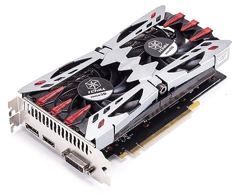 Inno3D C95U-1SDV-E5CMX GeForce GTX 950 2GB GDDR5 - Tarjeta ...