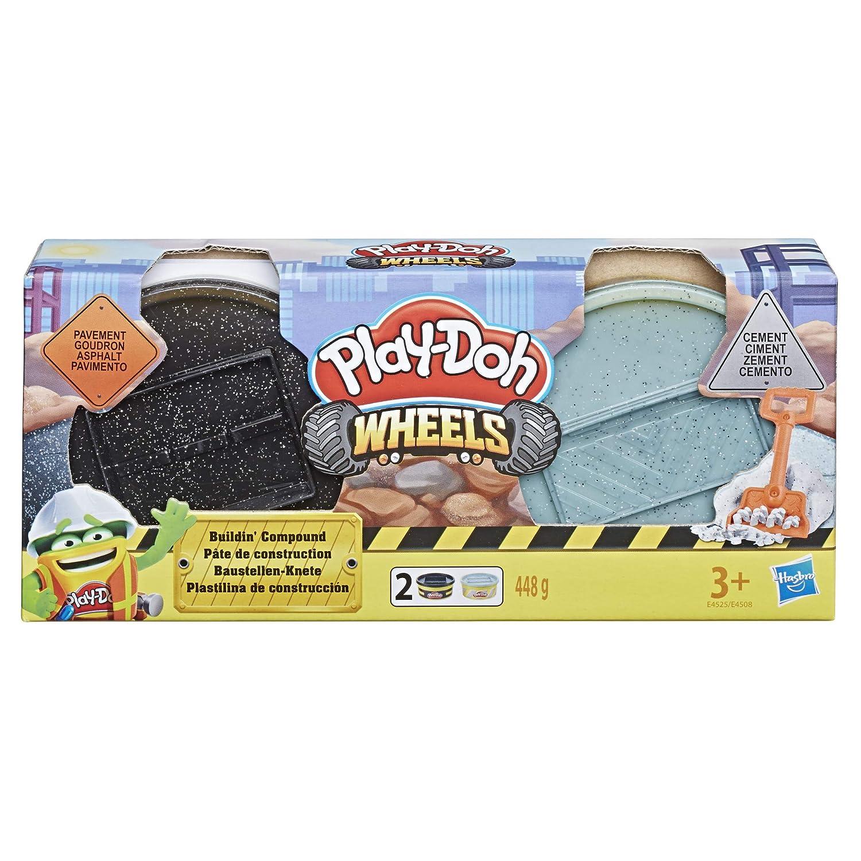 【おまけ付】 Play-Doh 車輪セメントと舗装建物コンパウンド Play-Doh 8オンス缶2個パック B07LBN15V7 B07LBN15V7, 楽しい晩酌のお手伝いリカーヤマト:b3d7e0a5 --- diceanalytics.pk