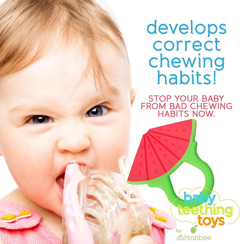 Amazon Baby Teething Toys BPA Free Natural Organic Freezer