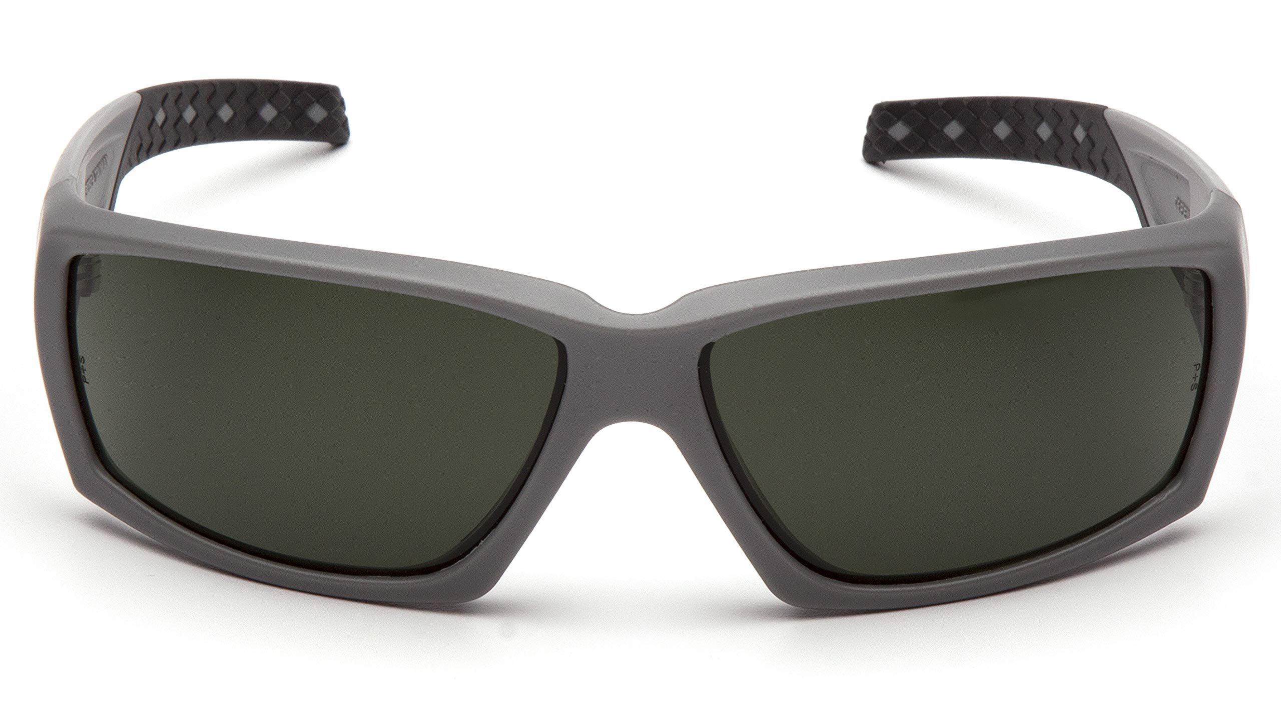 Venture Gear VGSUG722T Overwatch Tactical Sunglasses with Anti-Fog Lens, Urban Gray/Forest Gray by Venture Gear (Image #2)
