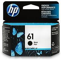 HP 61 Black Ink Cartridge (CH561WN) for HP Deskjet 1000 1010 1012 1050 1051 1055 1056 1510 1512 1514 1051 2050 2510 2512 2514 2540 2541 2542 2543 2544 2546 2547 3000 3050 3051 3052 3054 3056 3510 3511 3512HP ENVY 4500 4502 4504 5530 5531 5532 5534 5535 HP Officejet 2620 2621 4630 4632