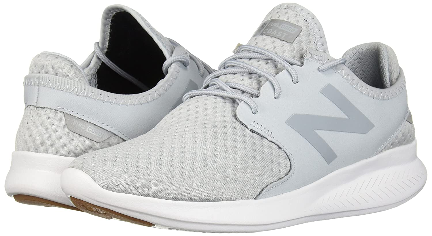 New Balance Women's Coast-V3 US|Light Running Shoe B01N6KJUN1 6 B(M) US|Light Coast-V3 Cyclone/Silver 4a228a