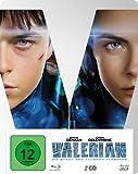 Valerian - Die Stadt der tausend Planeten BD 3D/2D Steelbook + digitale Copy (exklusiv bei Amazon.de) [3D Blu-ray] [Limited Edition]