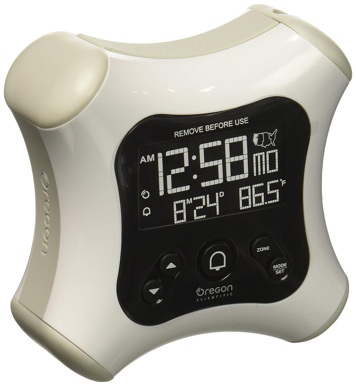 Amazoncom Oregon Scientific RM330P White Projection Alarm