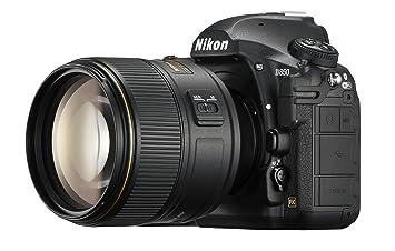 Nikon D850 FX-format Digital SLR Camera Body w/ AF-S NIKKOR 105mm f/1 4E ED  Lens