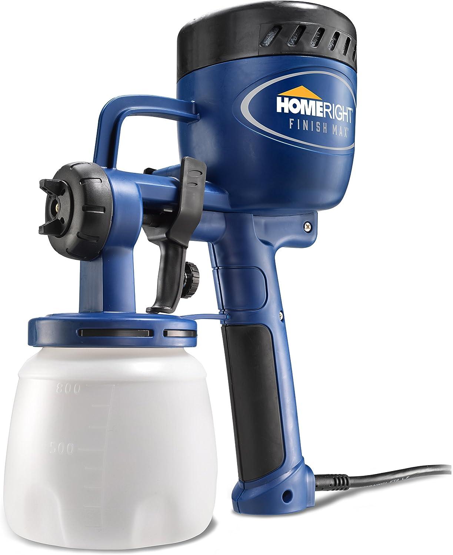 HomeRight C900076 Max Fine Finish HVLP Sprayer, Multi