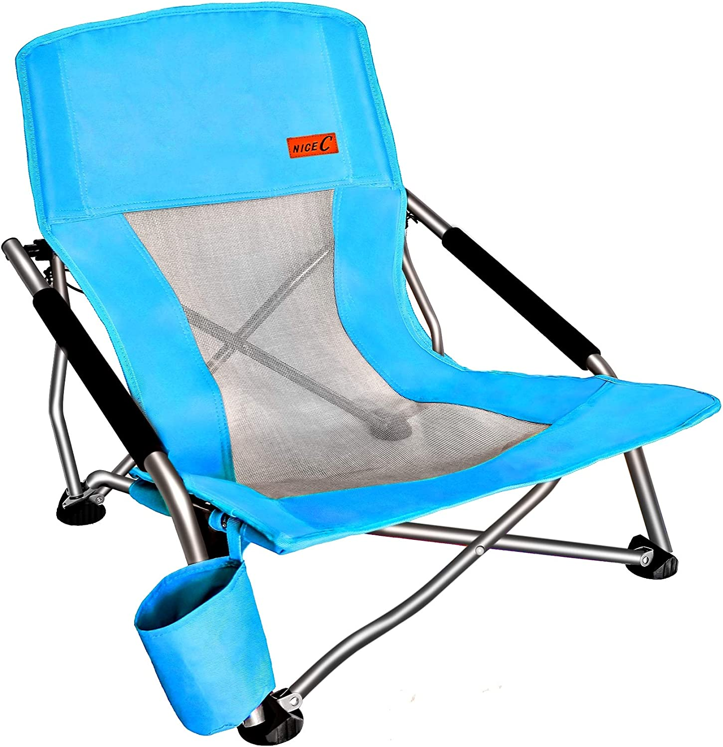 C Low Beach Camping Folding Chair