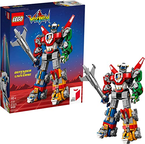 Lego Ideas Voltron Set