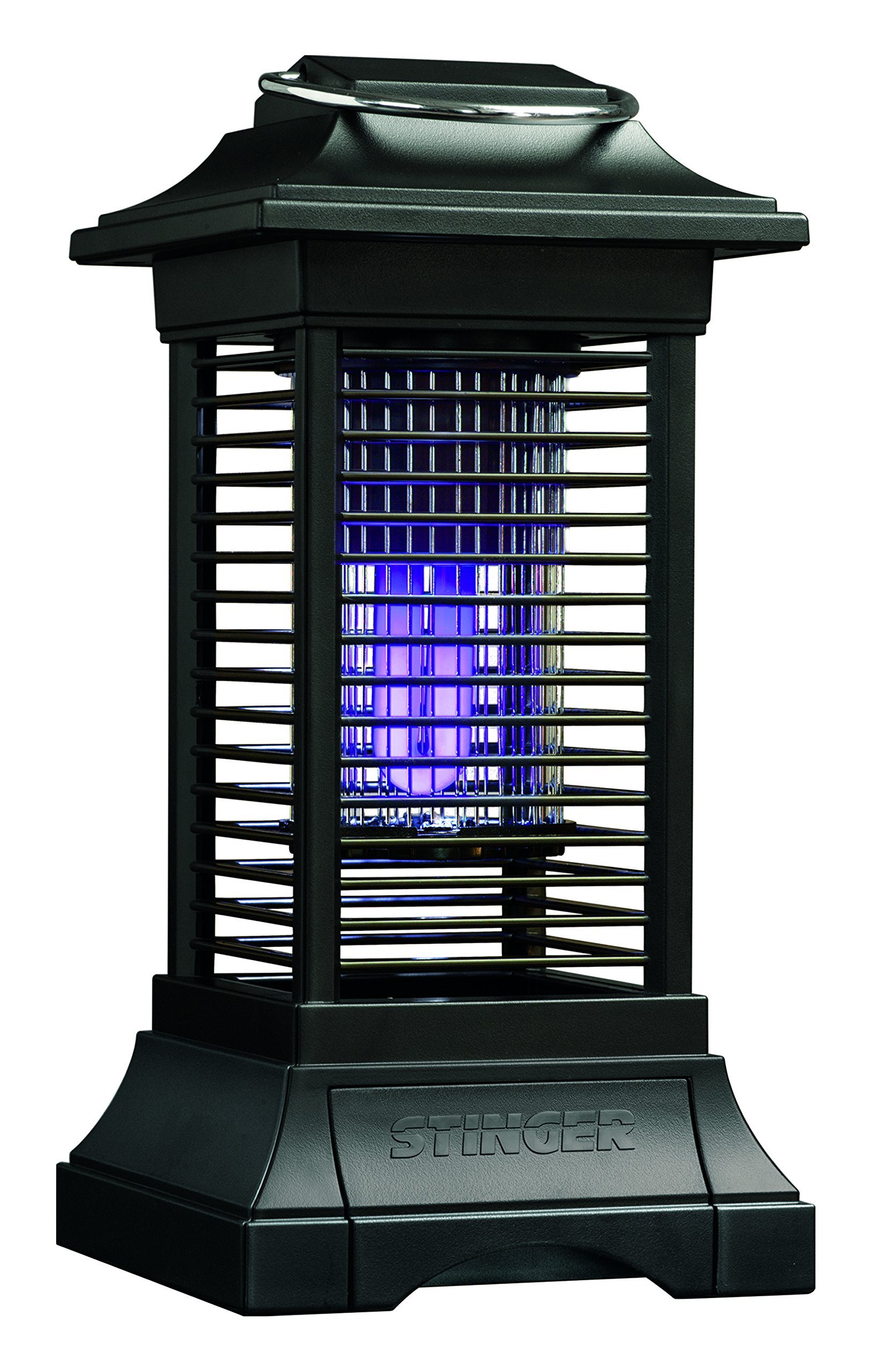 Stinger Cordless Rechargable Insect Zapper, Black by Stinger