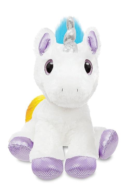 43e6e5e7323 Image Unavailable. Image not available for. Color  Aurora Sparkle Tales  12 quot  Dazzle Unicorn Plush Soft Toy