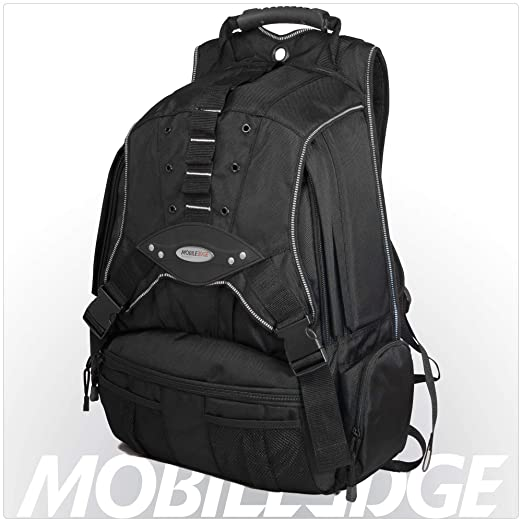 f245fd0a4 Mobile Edge Premium Laptop Backpack - 17.3 Inch
