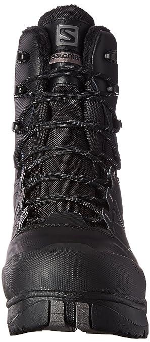 Salomon Toundra Pro CSWP Walking Boots (Men's) Black Black Autobahn