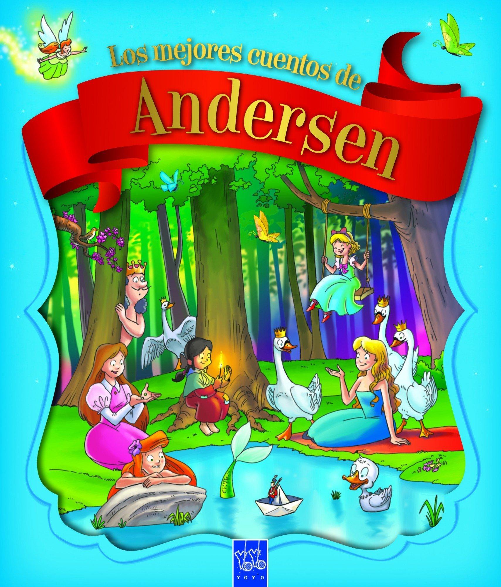 Los mejores cuentos de Andersen (Spanish) Leather Bound – 2012