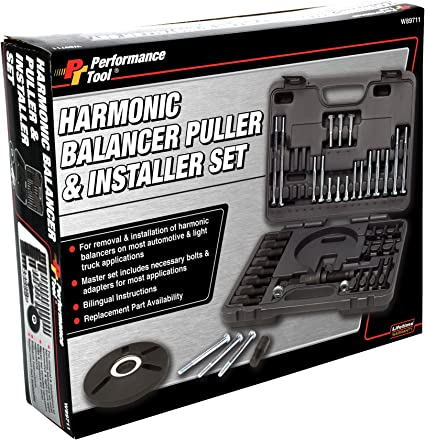 Performance Tool W89711 Harmonic Balancer Puller