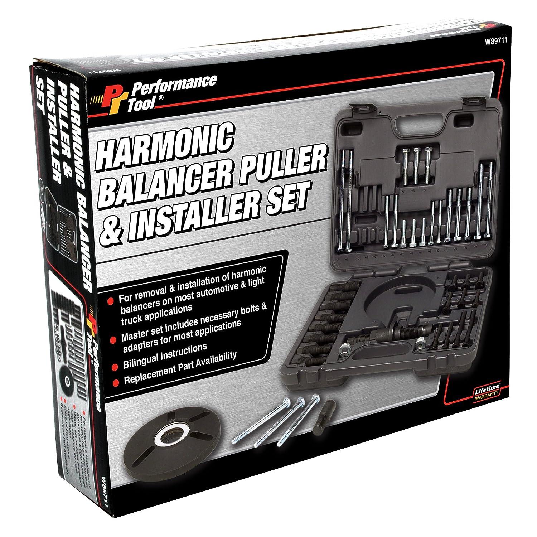 Amazon Performance Tool W89711 Harmonic Balancer Puller And