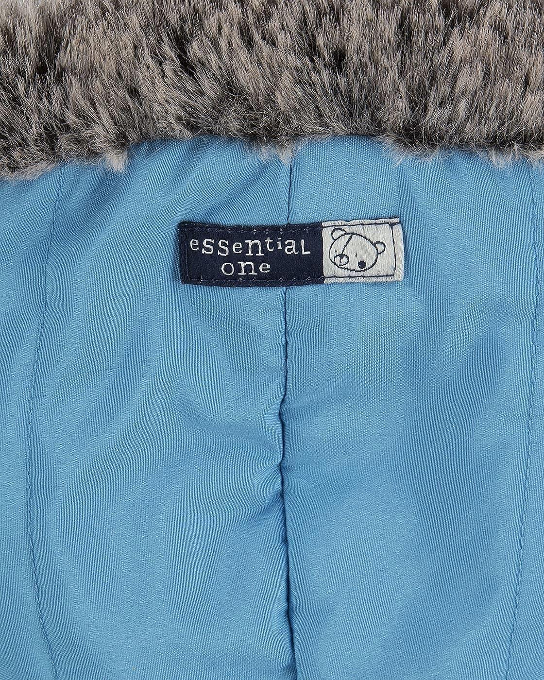 B/éb/é gar/çon Combinaison de Ski Bleu EO244 The Essential One
