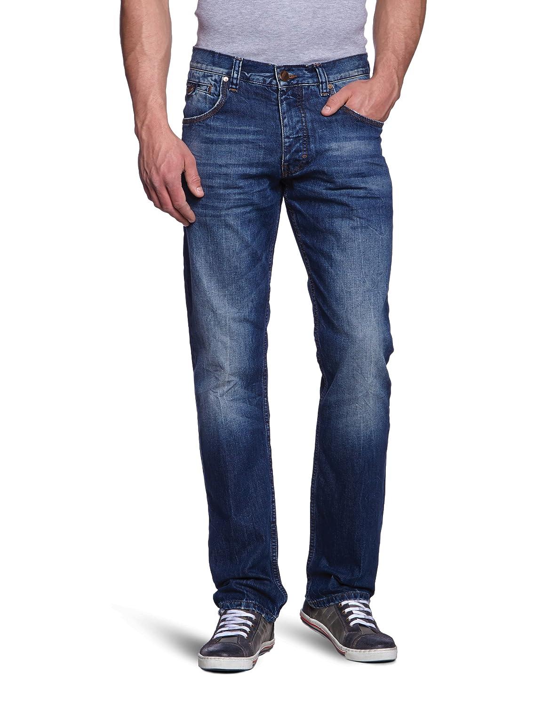 FREEMAN T.PORTER Herren Jeans Normaler Bund 00025380_5009 / Lorenzo Denim F0127-32 fitcher L32