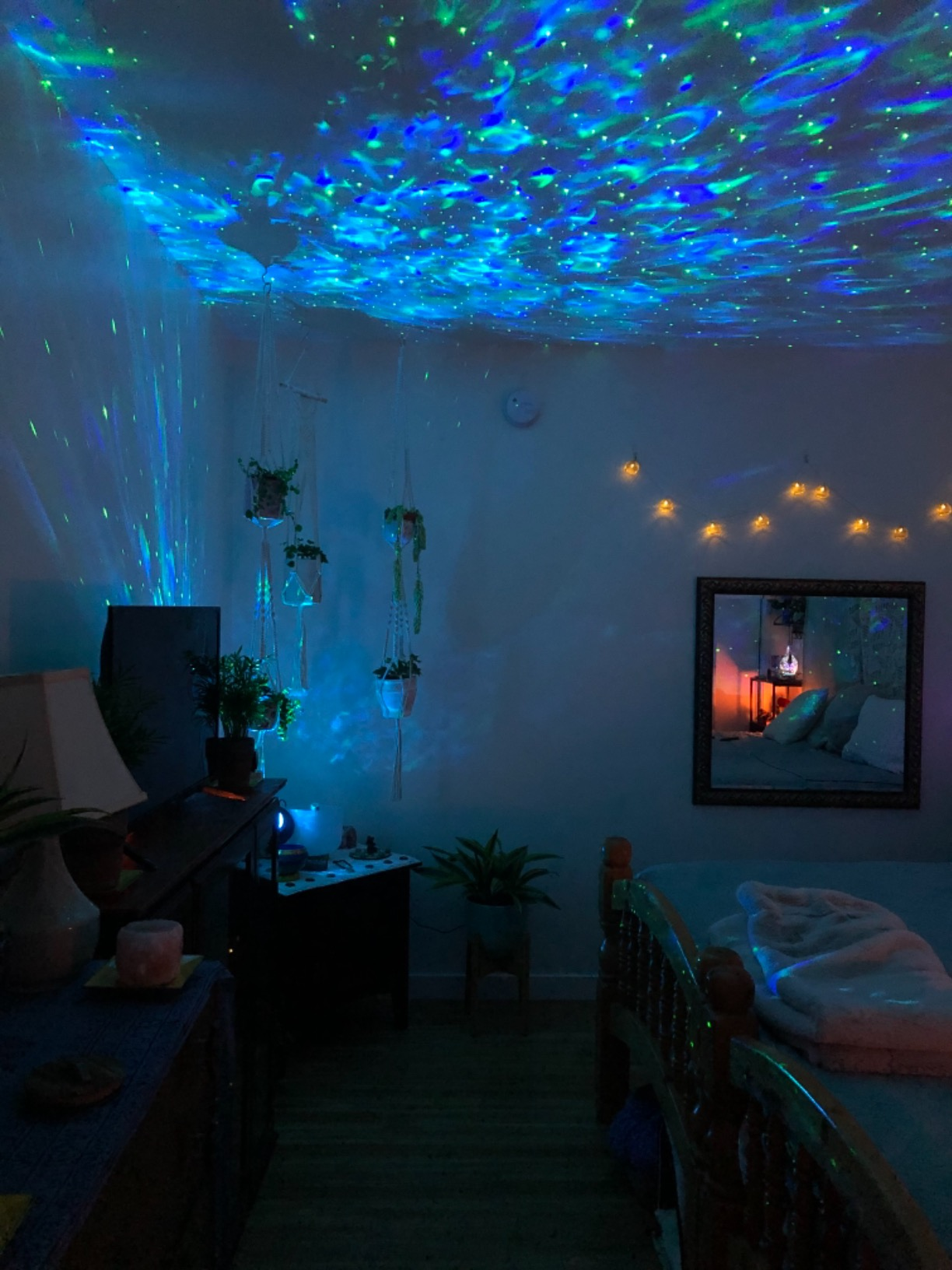 Ultimate LED Galaxy Starry Night Light Projector photo review