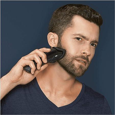 Braun BT5070 - Máquina Cortar Pelo, Recortadora Barba y Cortapelos, Corta Barbas Hombre con Ajuste Fino Cada 0.5 mm, Precisión para un Estilo Deseado, Color Negro