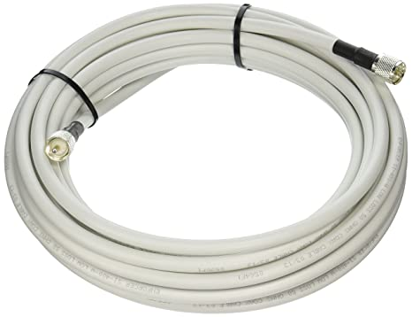 Amazon.com: MPD Digital LMR400-W-PL259-35ft Radio Antenna ...