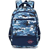 Caran·Y Kids Backpack Large Size for Boys and Girls